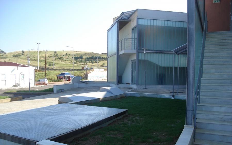 Κτίριο Διδακτηρίων του παραρτήματος Καστοριάς του Τ.Ε.Ι. Δυτικής Μακεδονίας-Κτίριο Β