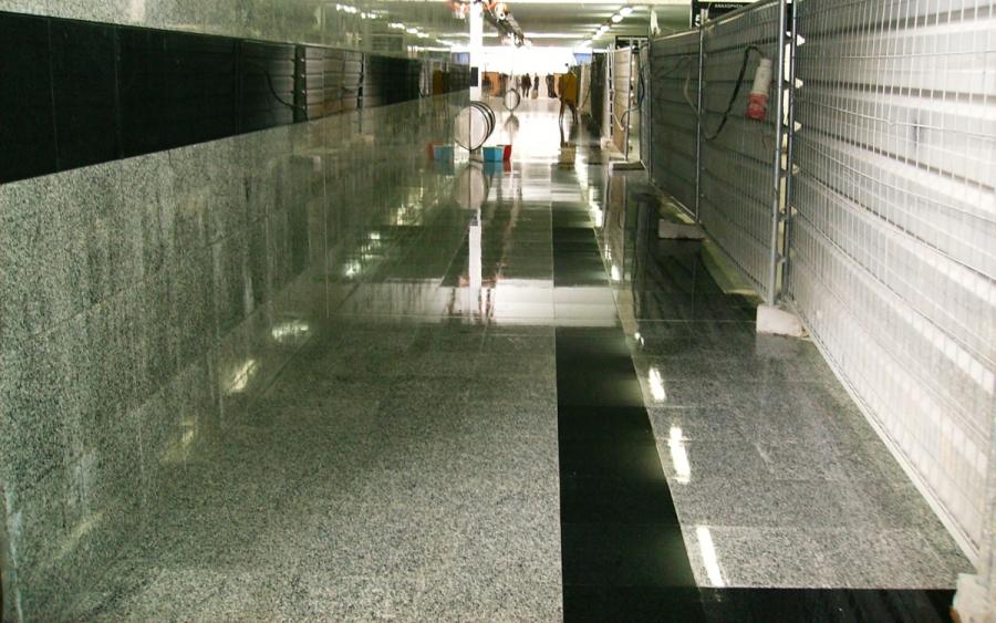 Κατασκευή Υπόγειας Διάβασης στον Σιδηροδρομικό Σταθμό Θεσσαλονίκης