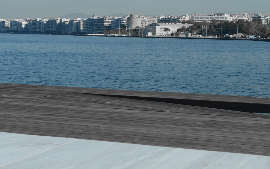 Ανάπλαση Νέας Παραλίας Θεσσαλονίκης