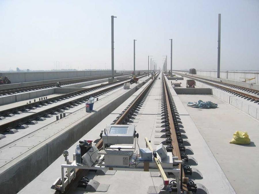 """Ανάληψη του έργου """"Ολοκλήρωση των υπολειπόμενων εργασιών Υποδομής της Νέας Χάραξης της Σιδηροδρομικής Γραμμής Θεσσαλονίκης – Ειδομένης, στο τμήμα Πολύκαστρο – Ειδομένη, κατασκευή κτιριακών εγκαταστάσεων του Νέου Σ.Σ. Ειδομένης"""" (Α.Δ. 706)"""