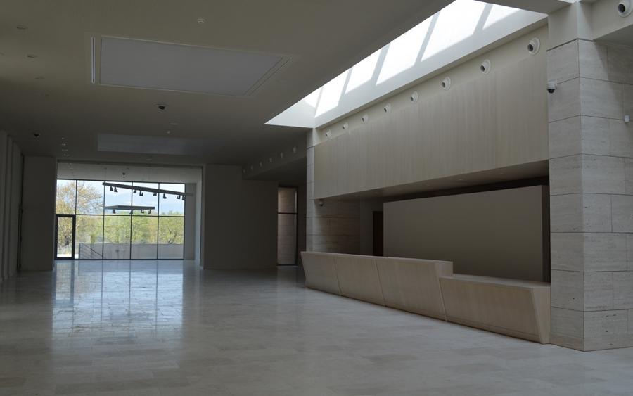 """Ολοκλήρωση των εργασιών του έργου """"Πολυκεντρικό Μουσείο Βεργίνας"""""""
