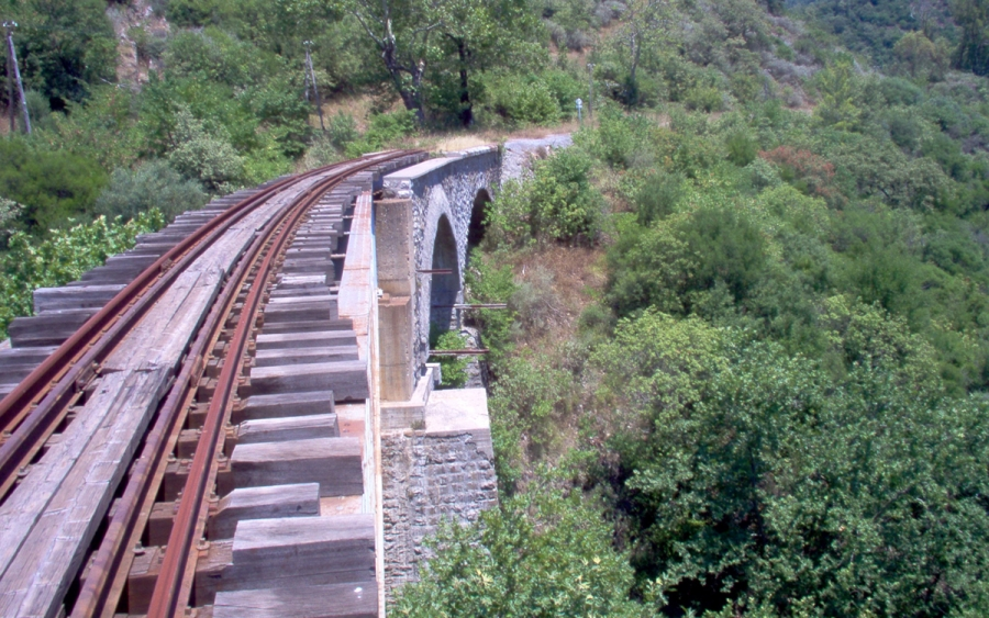 Συντήρηση των υφιστάμενων γραμμών Ανδρίτσας – Καλαμάτας, Ζευγολατιού – Καλονέρου και Λεύκτρου – Μεγαλόπολης υπό κυκλοφορία